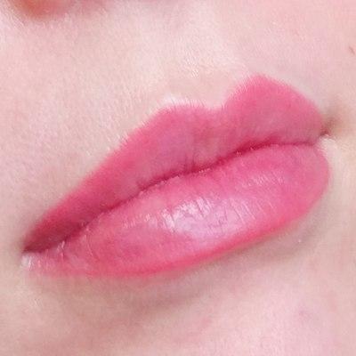 Работы мастеров микроблейдинга губ, перманентного макияжа губ